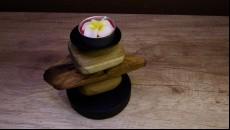 originální svícen feng shui